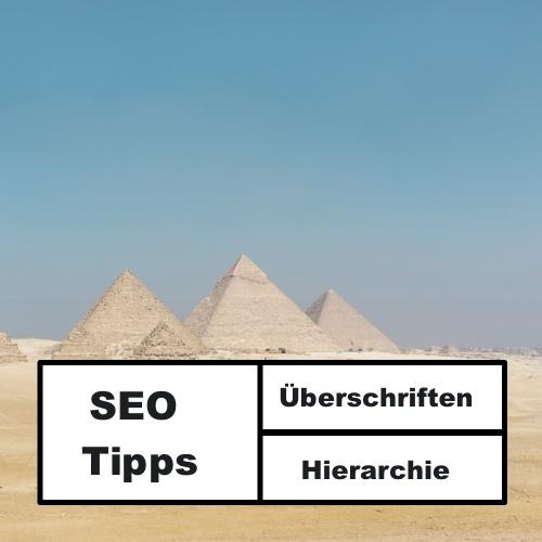 Überschriften Hierarchie