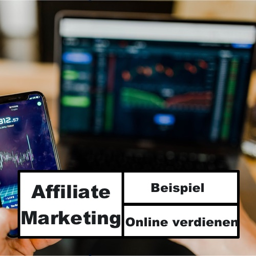 Affiliate Marketing Beispiel