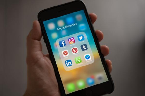 Beispielbild Social Media Marketing