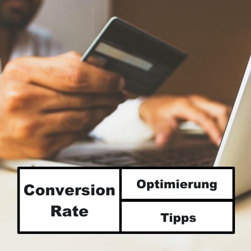Beitragsbild Conversion Rate Optimierung