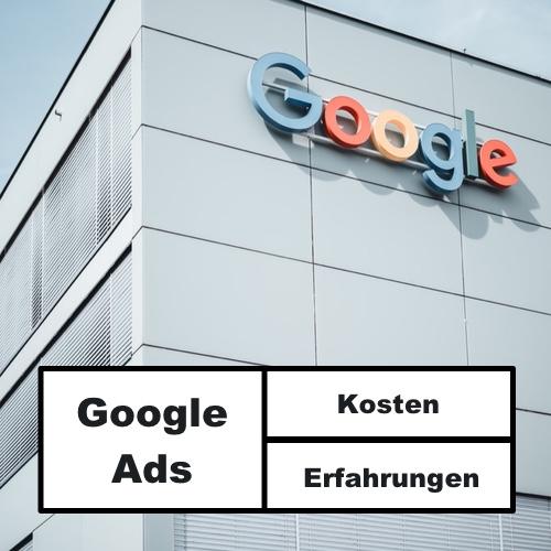 Beitragsbild Google Ads Kosten