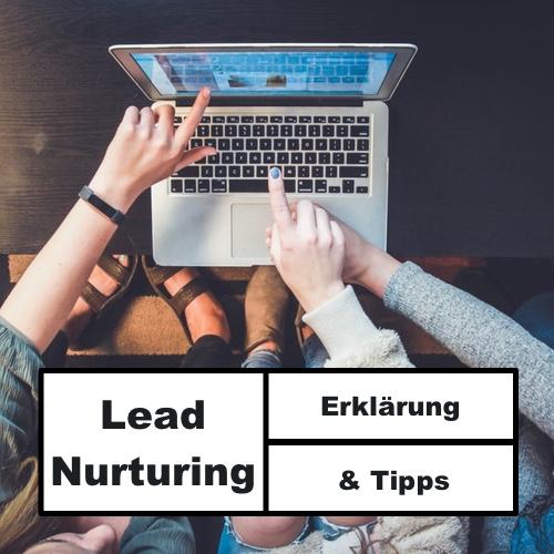 Beitragsbild Lead Nurturing
