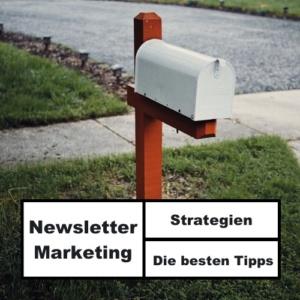 Beitragsbild Newsletter Marketing