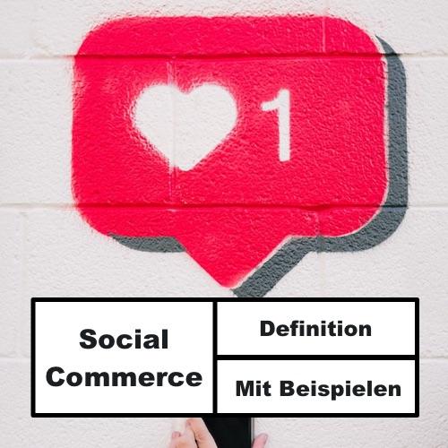 Beitragsbild Social Commerce