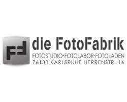 Fotofabrik Karlsruhe Logo