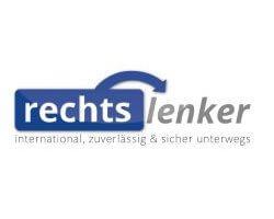 Rechtslenker Fahrdienstleistungen Logo