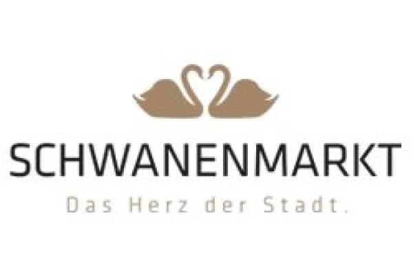 Schwanenmarkt Krefeld Logo