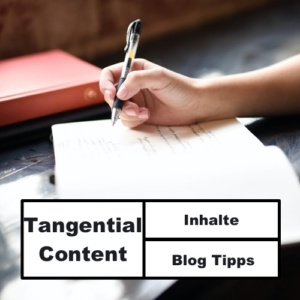 Tangential Content