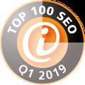 Siegel - suparo als einer der TOP 100 SEO Agenturen